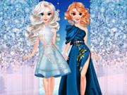 Sisters Glam Winter Ball Prep