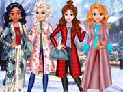 BFFS Winter Outfits Design