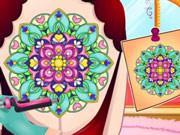 Princess Tattoo Work