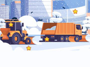 Snowy Trucks Hidden