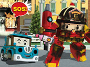 Robot Car Emergency Rescue 3