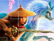 Raya And The Last Dragon Jigsaw