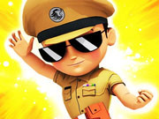 Mighty Raju 3D Hero Endless Running Chase