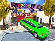 Lexury Wedding Limo Car