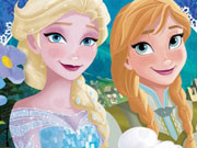 Princess Elsa Hidden Hearts