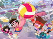 Steven Universe: Beach City Turbo Volleyball