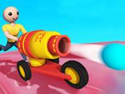 Toy Tank Blast