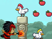 Capture The Chickens
