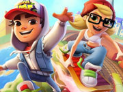 New Orleans: Subway Surfers