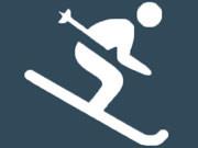 Black And White: Ski Challenge