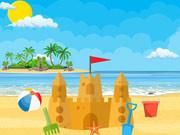 Princess Sand Castle