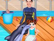 Baby Taylor Aquarium Tour