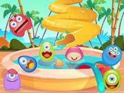 Pool Merge Monster