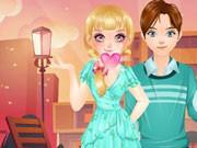 Blonde Sofia Dating Makeover