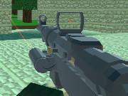 Pixel Crazy Minecraft Shooter