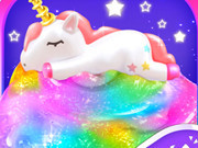 Unicorn Slime Cooking 1