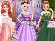 Princess Spring Color Style
